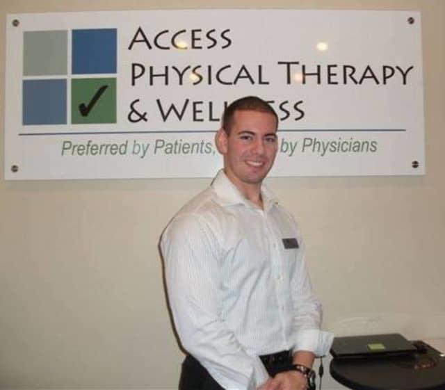 Physical therapist Steven D'Ambroso, DPT, will present a seminar in Pound Ridge.