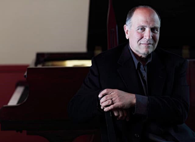 Concert pianist Steven Masi will be one of the performers at a concert this Friday at Anna C. Scott Elementary.