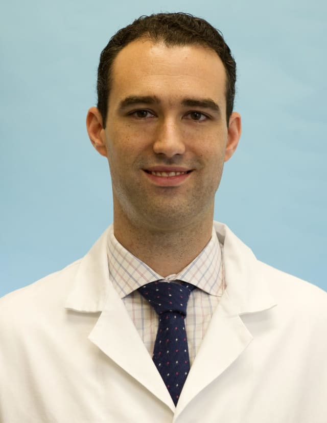 Steven McAnany, MD, Spine surgeon at HSS.