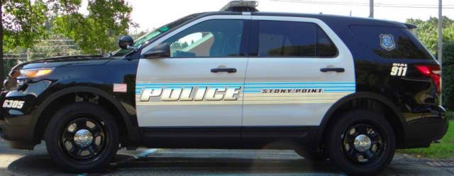 The Stony Point Police Department busted a Florida man for DWI and pot following a crash.