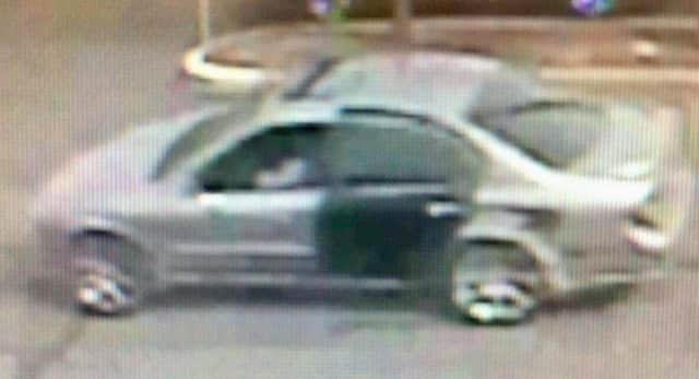 The Fairfield Police Department has released a surveillance photo of a vehicle connected to a purse snatching case.