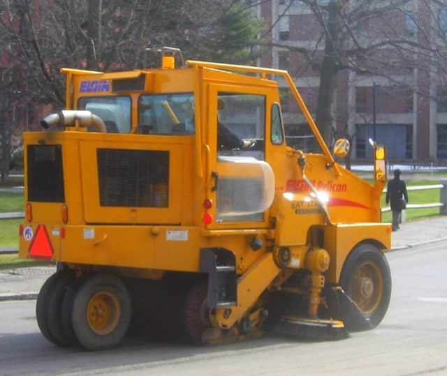 North Arlington will have access to a Bergen County-owned street sweeper.