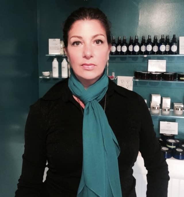 Susan Giordano of Giordano Beauty Boutique in Hastings.