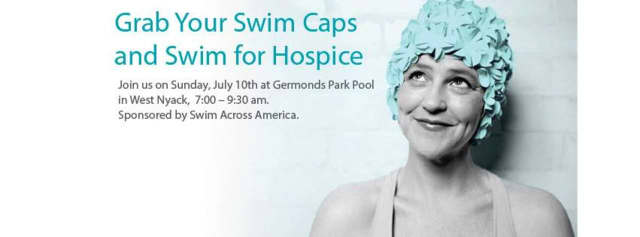 United Hospice of Rockland (UHR) is seeking individuals to Swim for Hospice on Sunday at Germonds Park Pool in West Nyack.