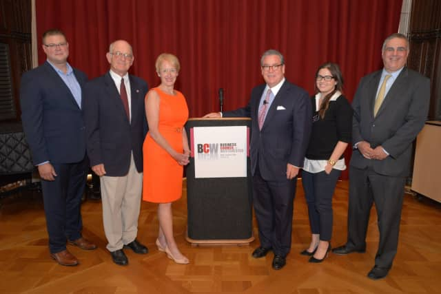 The Business Council of Westchester hosted Tami Talks featuring guest speaker, Don Callahan.