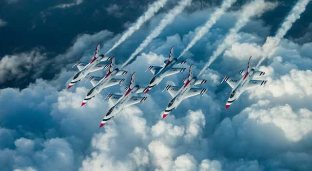 The U.S. Air Force Thunderbirds will headline the 2018 New York Air Show.