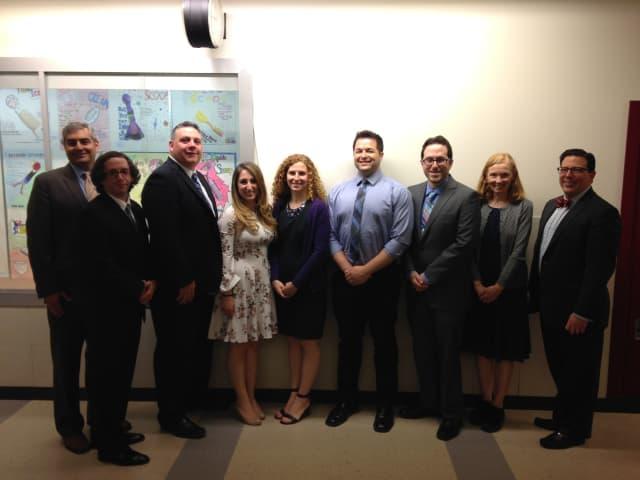 Seven Pelham educators were granted tenure by the Board of Education.