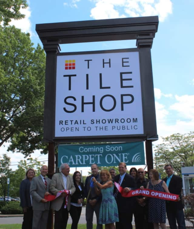 The Tile Shop and Carpet one have opened in Nanuet, giving homeowners new renovation options.