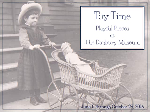 """The """"Toy Time: Playful Pieces"""" exhibit at the Danbury Museum opens Saturday, June 11, at 10 a.m."""