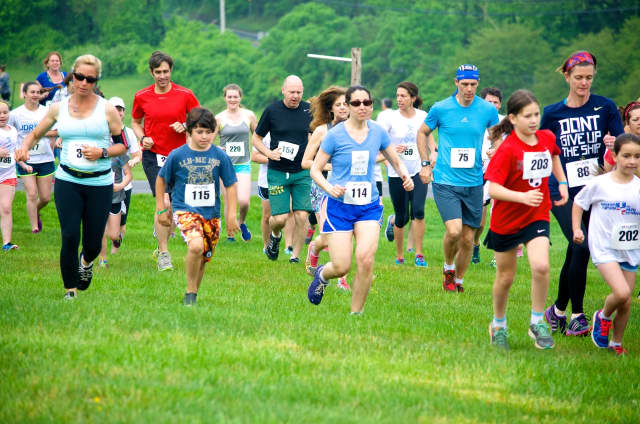 """A look at a previous """"Running Goddess 5K: The Power of One"""" Run/Walk."""