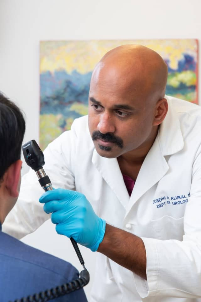 Dr. Joseph Alukal explains the exams, screenings, and health visits men need at every stage of life.