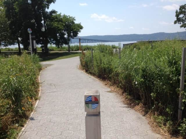 Westchester Riverwalk Tarrytown NY is a popular spot for Tarrytown residents.
