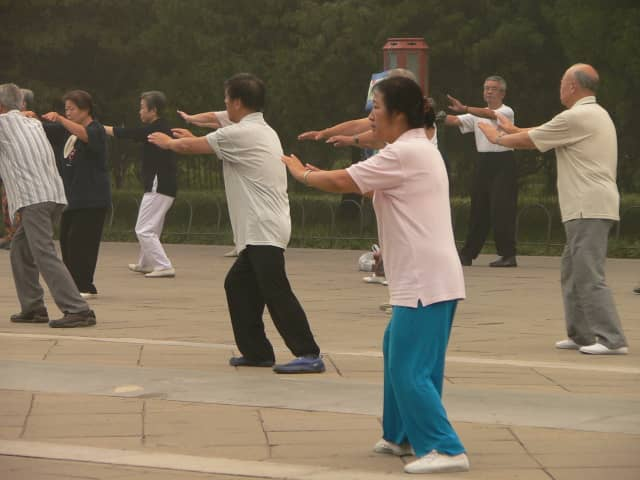 Tai chi workshops are being offered at the Hasbrouck Heights Library.