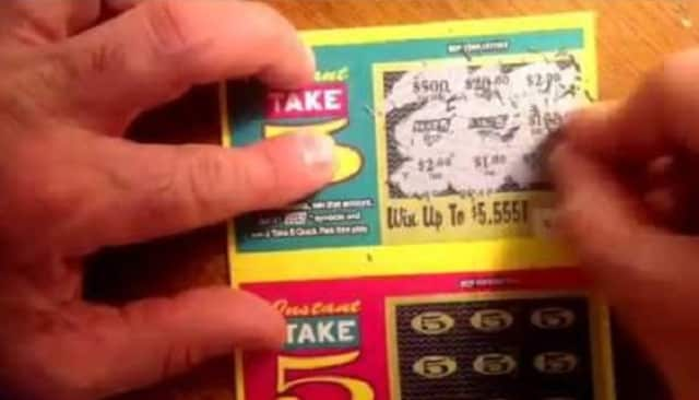 Someone has won $64,430.50 playing Take 5. The winning ticket was drawn Tuesday and sold at the Route 59 Convenience, a store in Nanuet.