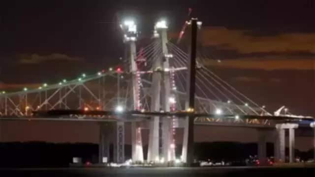 The Gov. Mario Cuomo Bridge.