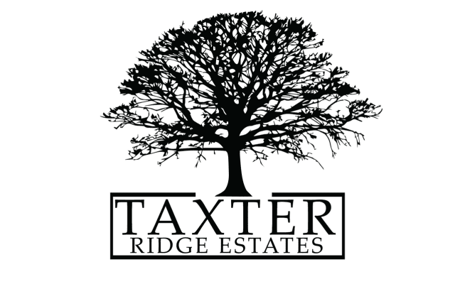 The construction of Taxter Ridge Estates in Irvington is underway.