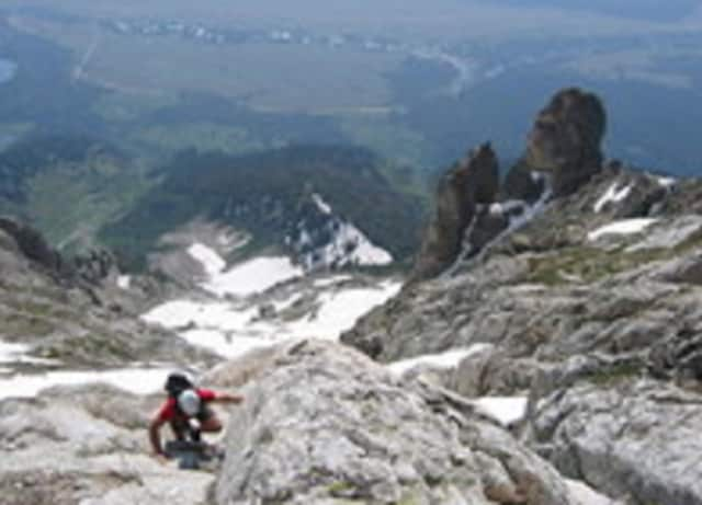 Catherine Nix  died after falling approximately 200 feet while climbing Teewinot Mountain.