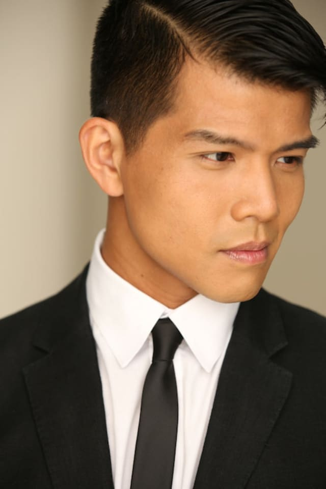 Broadway and television star Telly Leung.