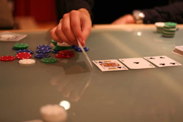 The Hackensack Rotary will host their third annual Texas Hold'em Tournament April 3.
