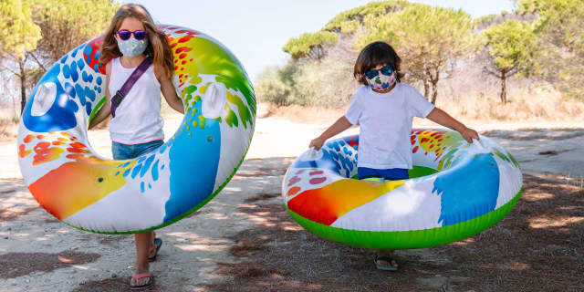 Recent AAP guidance supports children participating in these summer activities as they provide multiple benefits to children.