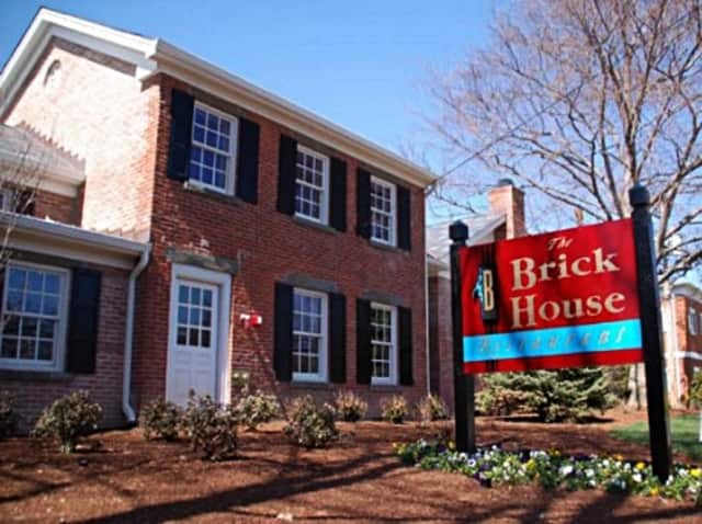 The New Canaan Society is meeting at the Brick House next Friday.