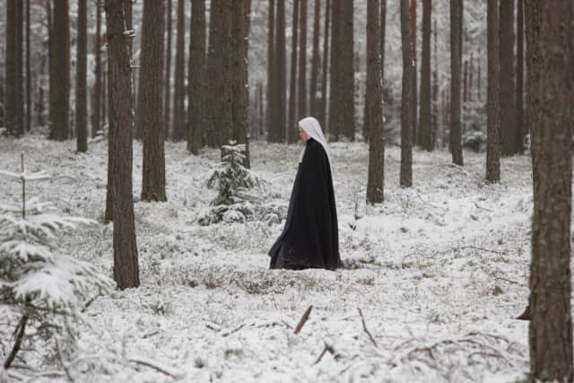 """The Innocents,"" a film directed by Anne Fontaine, is set in a Polish convent beset by the horrors of war."