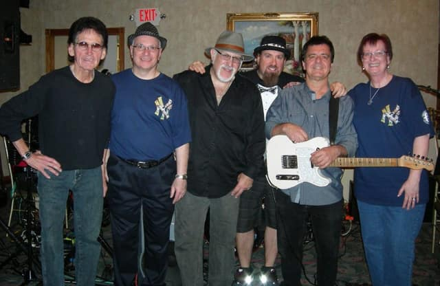 The Kootz band returns to West Milford to play classic rock, pop, soul, and blues.