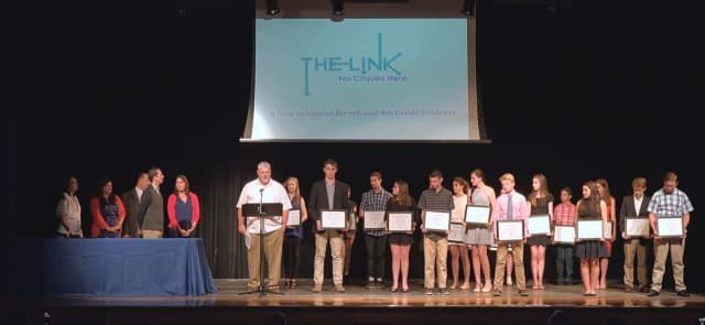 """The Link"" initiative will prepare seventh- and eighth-graders for high school and beyond."