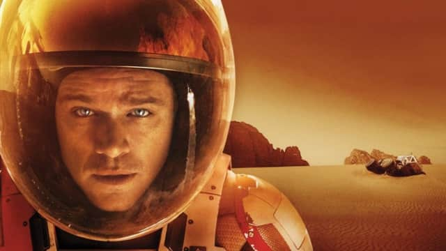 """""""The Martian"""" will be screened in Monroe in early February."""