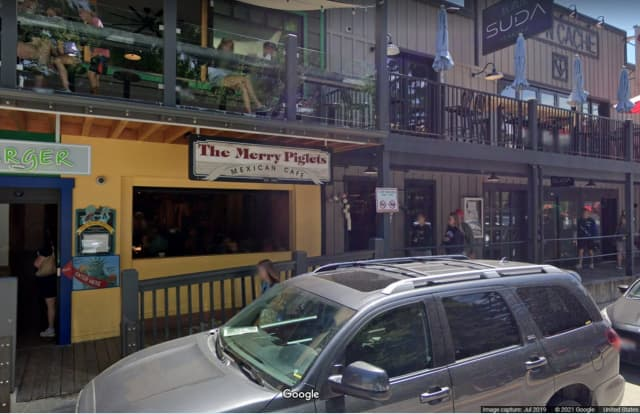 The Merry Piglets in Jackson, Wyoming