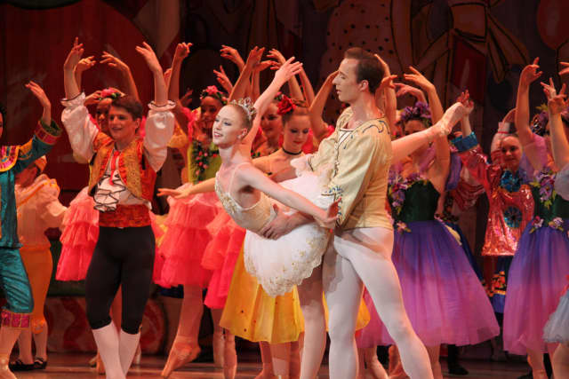 The Nutcracker is coming to bergenPAC in Englewood.