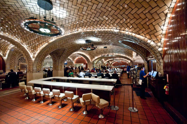The famed Oyster Bar restaurant in Grand Central Terminal has been forced to temporarily suspend its operations due to the COVID-19 outbreak.