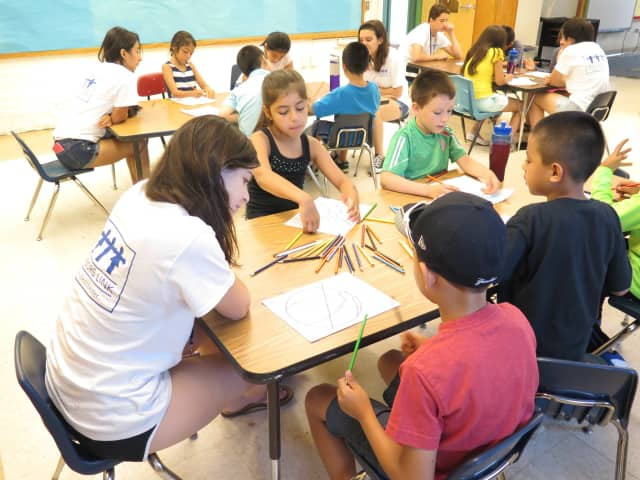 The Summer Links program keeps students engaged and ready to learn.