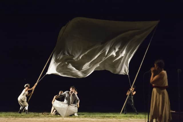 The Shakespeare Festival's young artists will create a circus-like atmosphere appropriate for audiences of all ages.