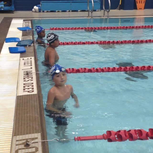 The indoor pool at the Theodore D. Young Community Center has reopened.