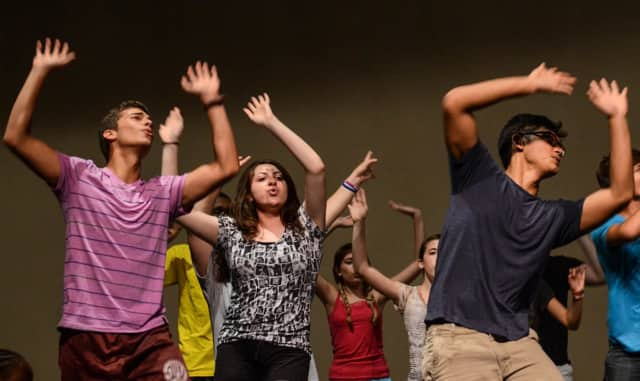 The Performing Arts School at bergenPAC is establishing a pilot program with Bergen Community College as the only performing arts school in the region to offer college credits to high school students ages 16 and up.