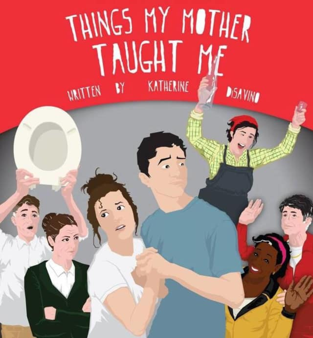 """""""Things My Mother Taught Me""""will be performed  on Jan. 29 and 30 at 7:30 p.m."""