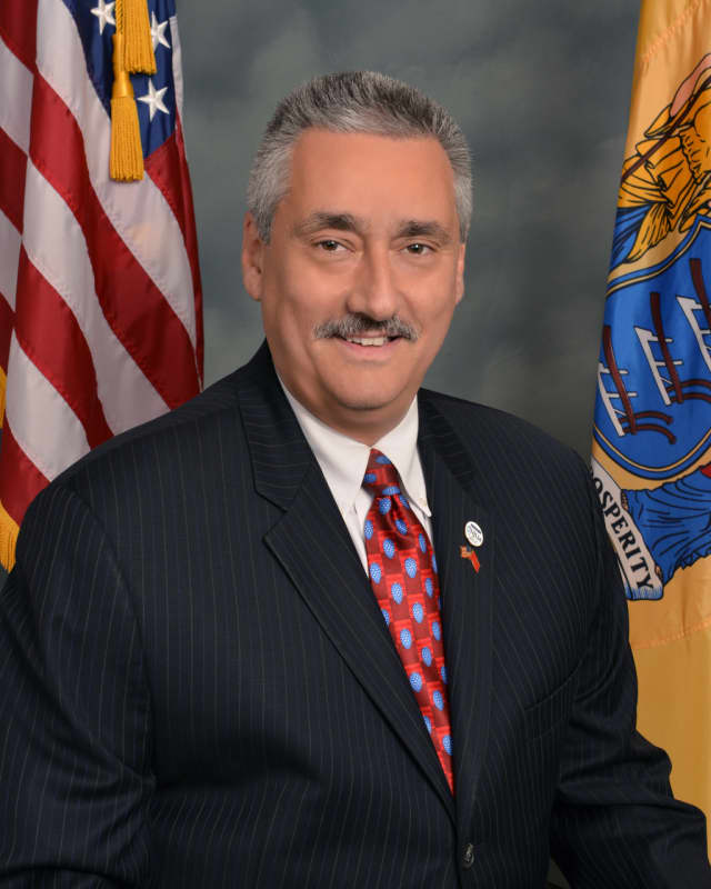 Waldwick Mayor Tom Giordano