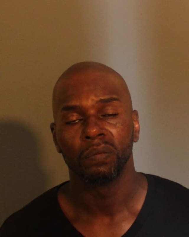 Harry Thompson of Waterbury was arrested Friday.