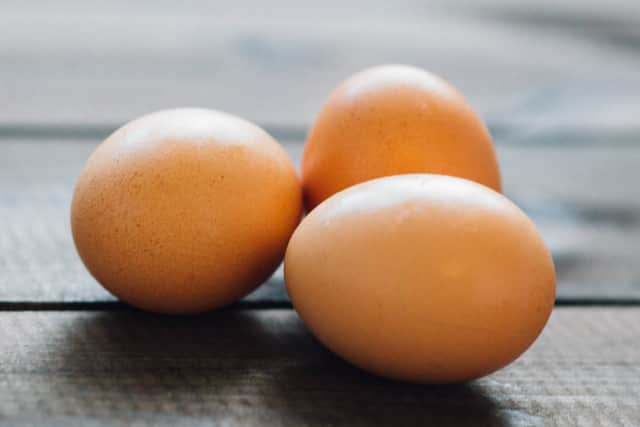200 million eggs are being recalled over Salmonella fears.