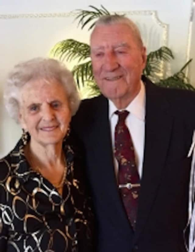 Bob and Joan Seirup of Fairfield