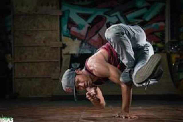Tiger will discuss hip hop culture at the Trumbull Library, Sunday. Dec. 6, from 2–4 p.m.