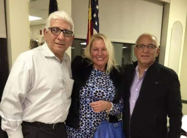 Tom DiMaggio, Karen Haggerty and Robert Giangeruso were elected to the Lyndhurst Board of Commissioners.