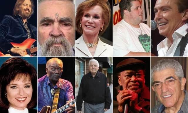 R.I.P. 2017: How many do you recognize?