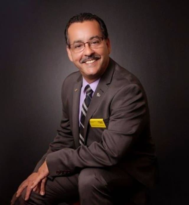 "Federico ""Tony"" Sanchez, manager of the Weichert, Realtors Clifton sales office"