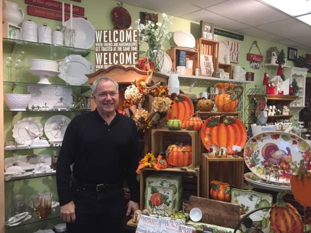 Tony Damiano, owner of Mango Jam.