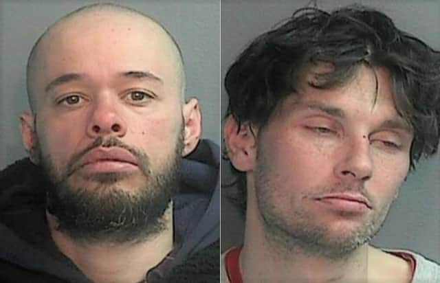 Dwight Kwon Torres, Nicholas Theobald