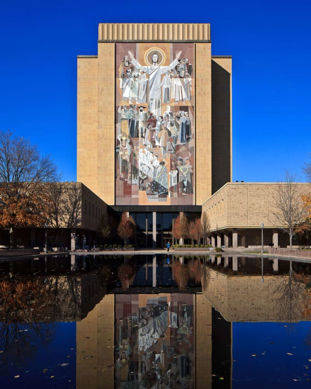 The University of Notre Dame will begin and end its fall semester earlier to avoid a second wave of COVID-19.