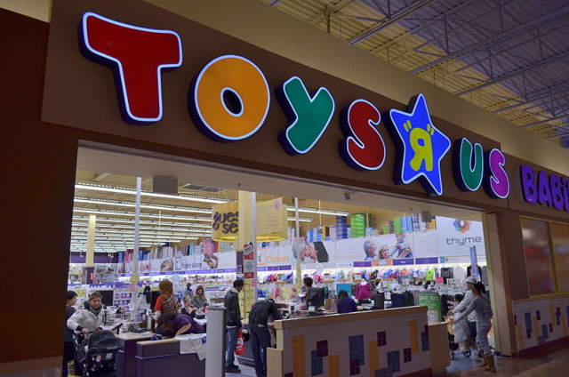 "All Toys R Us and Babies R Us locations will participate in the ""Great Trade-In"" event starting Feb. 1."
