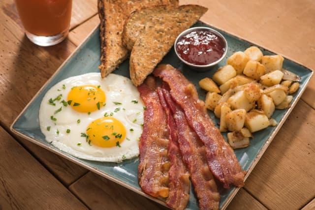 Breakfast from First Watch, opening in Montvale.